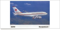 Bangladesh Biman Airlines Airbus A-310-325 [ET] S2-ADE