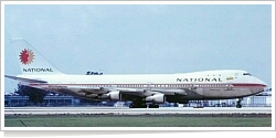 National Airlines Boeing B.747-135 N77773