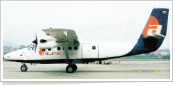 ACES Colombia de Havilland Canada DHC-6-300 Twin Otter HK-3777