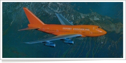 Braniff International Airways Boeing B.747SP-27 N603BN