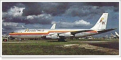 Florida West Airlines Boeing B.707-331C N700FW