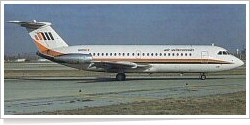 Air Wisconsin British Aircraft Corp (BAC) BAC 1-11-201AC N105EX