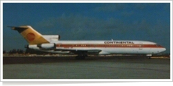 Continental Airlines Boeing B.727-227 N76752