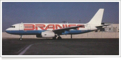 Braniff Airbus A-320-231 N901BN