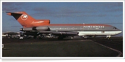 Northwest Airlines Boeing B.727-14 N460US
