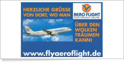 Aero Flight Airbus A-320-232 D-ARFC