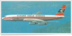 Cunard Eagle Airways Boeing B.707-465 G-ARWD