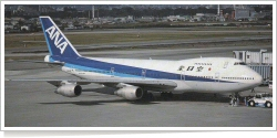 All Nippon Airways Boeing B.747SR-81 JA8152