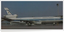 Ariana Afghan Airlines McDonnell Douglas DC-10-30 YA-LAS