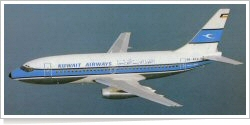 Kuwait Airways Boeing B.737-269 9K-ACV
