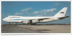 Airfreight Express Boeing B.747-245F [SCD] N641FE
