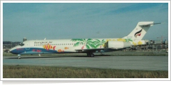 Bangkok Airways Boeing B.717-23S HS-PGP