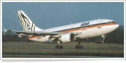 African Safari Airways Airbus A-310-304 D-AHLA