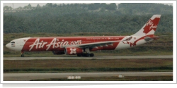 Air Asia X Airbus A-330-343E unknown