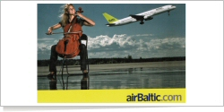 Air Baltic Boeing B.757-256 YL-BDC