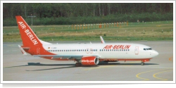 Air-Berlin Boeing B.737-808 D-ABBX