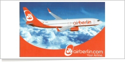 Air-Berlin Boeing B.737-86J D-ABAF