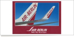 Air-Berlin Boeing B.737-800 unknown
