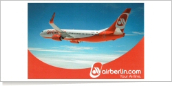 Air-Berlin Boeing B.737-86J D-ABKC