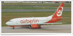 Air-Berlin Boeing B.737-75B D-AGEN