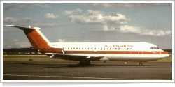 Allegheny Airlines British Aircraft Corp (BAC) BAC 1-11-203AE N1549