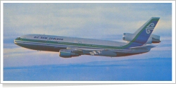 Air New Zealand McDonnell Douglas DC-10-30 ZK-NZL