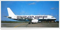Braniff Airbus A-320-231 N902BN