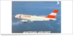 Austrian Airlines Airbus A-310-324 [ET] unknown