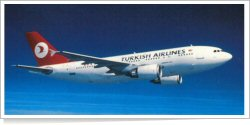 THY Turkish Airlines Airbus A-310-304 unknown