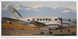 Air Transport Pyrenees Beechcraft (Beech) A100 King Air F-GFEV
