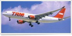 TAM Airlines Airbus A-330-200 unknown
