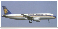 British Caledonian Airways Airbus A-320-111 F-WWDA