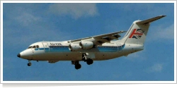 Air UK BAe -British Aerospace BAe 146-200 G-CNMF