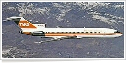 Trans World Airlines Boeing B.727-231A N54341