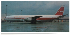 Trans World Airlines Boeing B.707-331C N5773T