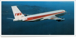 Trans World Airlines Boeing B.707-131 N731TW