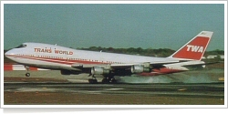 Trans World Airlines Boeing B.747-282B N301TW