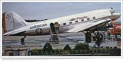 American Airlines Douglas DC-3-178 NC16019