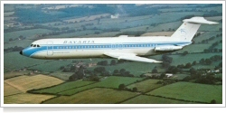 Bavaria Fluggesellschaft British Aircraft Corp (BAC) BAC 1-11 unknown