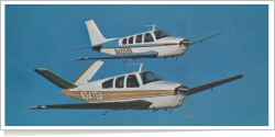 Beechcraft Corporation Beechcraft (Beech) Bonanza A36 N4059A