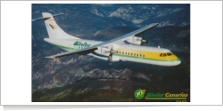 Binter Canarias ATR ATR-72 unknown