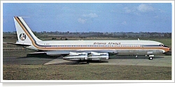 Britannia Airways Boeing B.707-373C G-AYSI