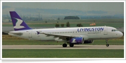 Livingston Airbus A-320-232 EI-EUA