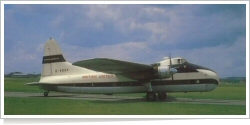 British United Airways Bristol 170 Freighter Mk. 32 G-AOUV