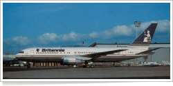 Britannia Airways Boeing B.767-204 G-BKVZ