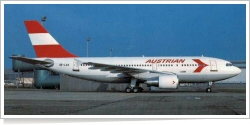 Austrian Airlines Airbus A-310-324 [ET] OE-LAA