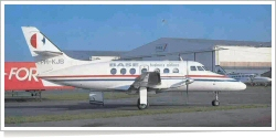 BASE Business Airlines BAe -British Aerospace BAe Jetstream 31 PH-KJB