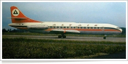 Altair Sud Aviation / Aerospatiale SE-210 Caravelle 3 I-GISA