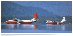 Forest Industries Flying Tankers Martin JRM-3 Mars C-FLYK