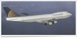 Continental Airlines Boeing B.747-243B N33021